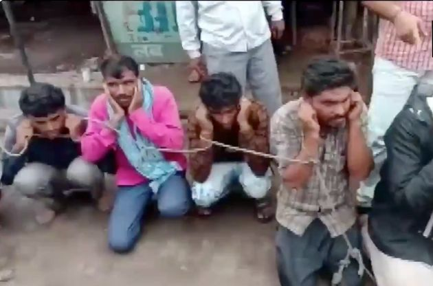 In Yet Another Hate Crime, Cattle Movers Thrashed, Forced To Chant 'Gau Mata Ki Jai' In Madhya