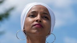 Rep. Ilhan Omar Says 'Sorry Not Sorry' Pelosi's 'Salty' About Fight Over Democrats'