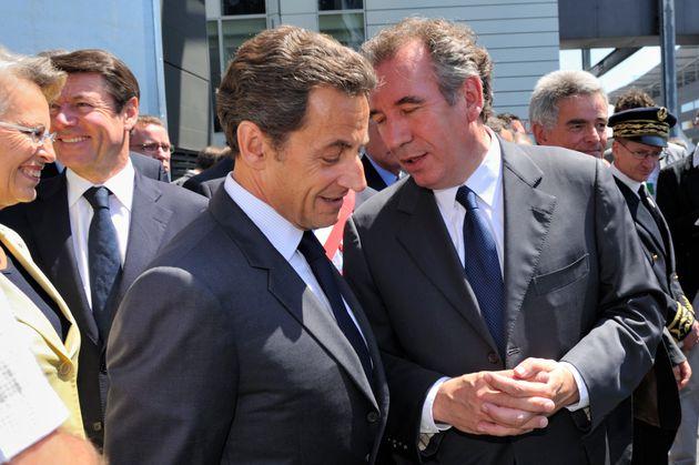 Bayrou répond au tacle de Sarkozy en citant