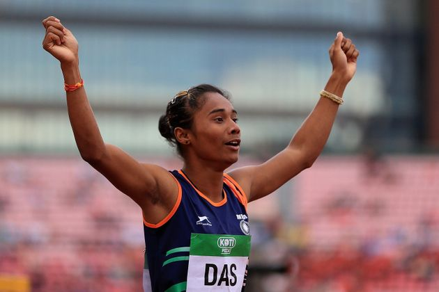 Hima Das Wins Second International Gold Within A