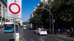 Las multas de Madrid Central vuelven este lunes tras suspenderse la