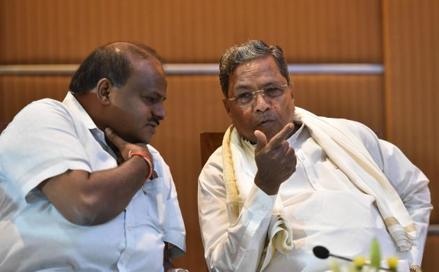 Karnataka Crisis: Congress- JDS Ministers Resign After Independent MLA Quits Cabinet