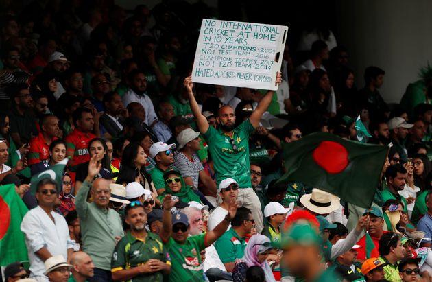 Bangladesh And Pakistan's Cricket World Cup Clash Produced Solidarity Through