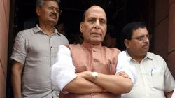 Karnataka Crisis: Rajnath Denies BJP Interference After Congress Accuses Party Of
