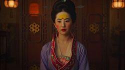 """""""Mulan"""" se dévoile dans sa première"""