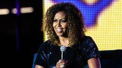 La coiffure naturelle de Michelle Obama à la Nouvelle-Orléans fait un