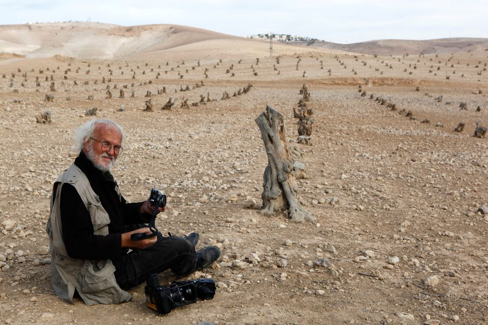 Il fotografo di guerra Josef Koudelka raccontato su Sky Arte nel documentario: