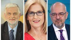 Ποιοι δημοσιογράφοι μπαίνουν στη Βουλή για πρώτη