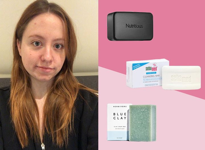 Best Facial Soap For Oily Skin I Tried Three Cleansing Bars Huffpost Uk Life