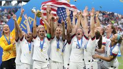 Mondial-2019: les Etats-Unis survolent le football