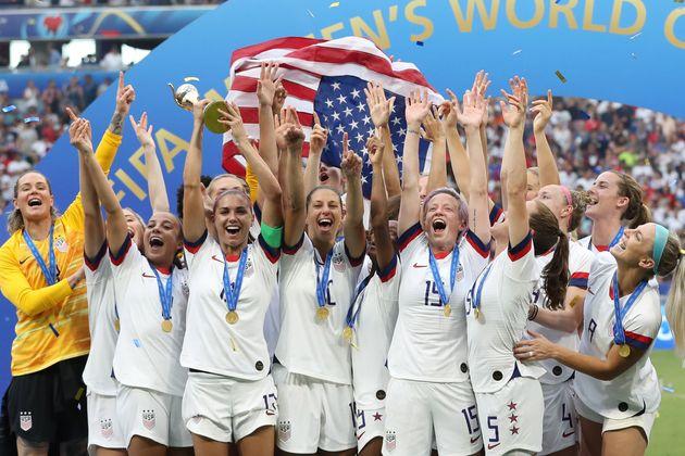Mondial-2019: les Etats-Unis survolent le football