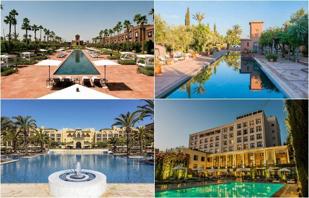 Quatre établissements marocains nominés aux Prix Villégiature
