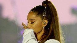 La razón por la que Ariana Grande llora en todos sus conciertos:
