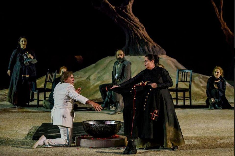 Εθνικό Θέατρο: 11.000 θεατές για τις «Ικέτιδες» στην