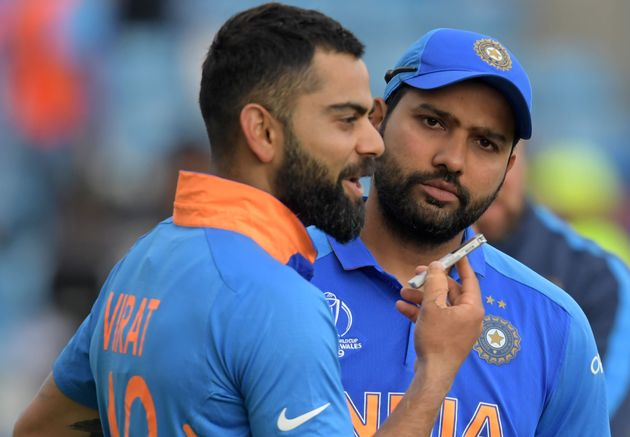 Virat Kohli Has A Wish For Rohit Sharma For India's Remaining World Cup