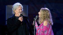 Barbra Streisand And Kris Kristofferson Reunite For 'A Star Is Born'