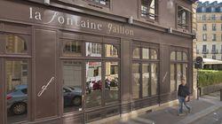 Les fourneaux du restaurant parisien de Gérard Depardieu mis aux