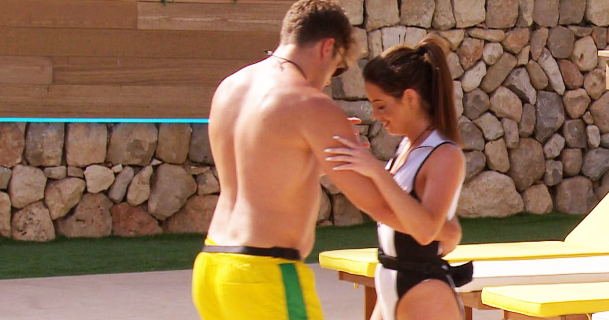 Love Island Unpacked: Curtis Gives Maura A Dancing Lesson