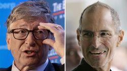 Bill Gates rende onore a Steve Jobs: