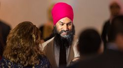 Singh Has Attended Just 1 Fundraiser This Year, Despite NDP's Money