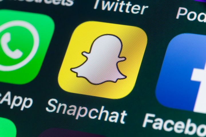Snapchat is an app where nudes are commonly exchanged, because of the expiration feature.
