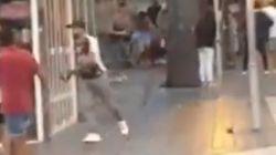 Cinco detenidos por una brutal agresión en