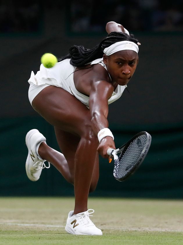 Cori 'Coco' Gauff's Wimbledon Dream Comes To An End