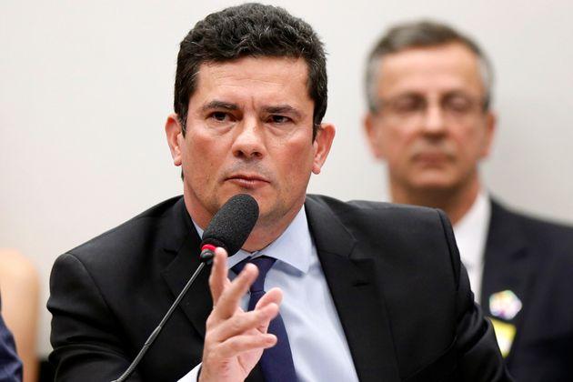 Moro recebeu a autorização do presidente Jair Bolsonaro para tirar uma licença não...