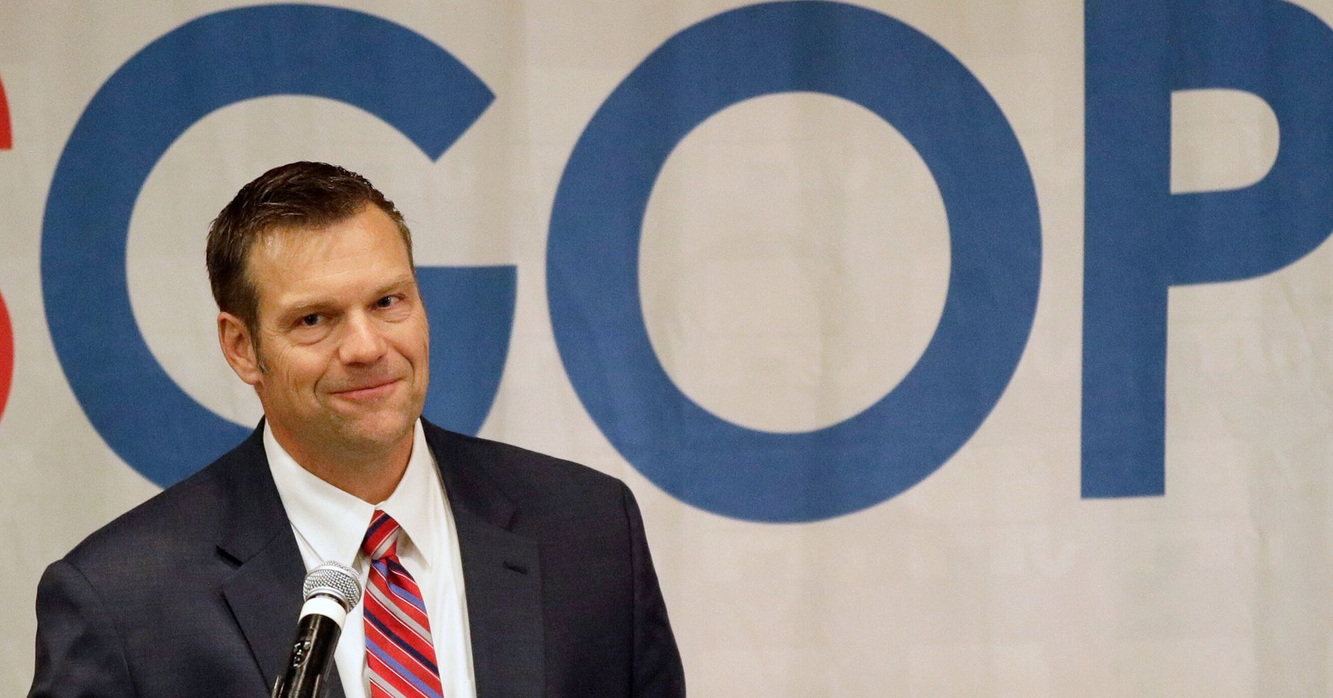 Kris Kobach Announces Bid For U.S. Senate