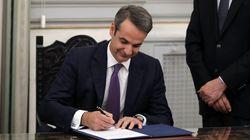 Κυβέρνηση με πλούσια βιογραφικά και με υπογραφή