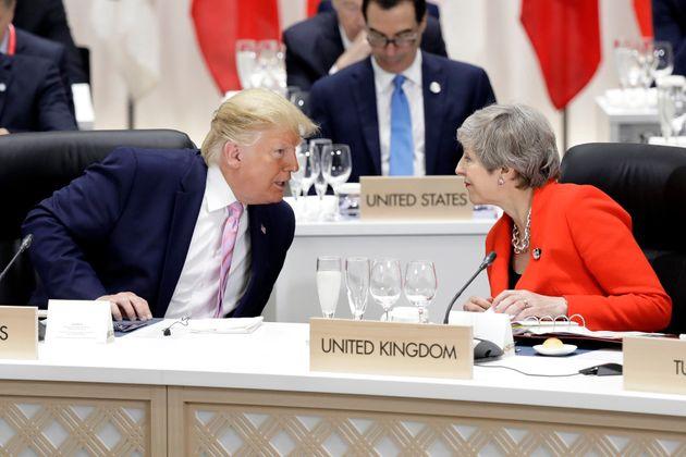 Trump attacca l'ambasciatore inglese: