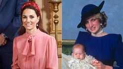 How Kate Middleton Honored Princess Diana At Archie's