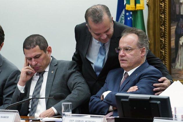 Ex-deputado,secretário especial da Previdência, Rogério Marinho, foi principal...