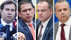 Os 4 homens decisivos para votação da reforma da