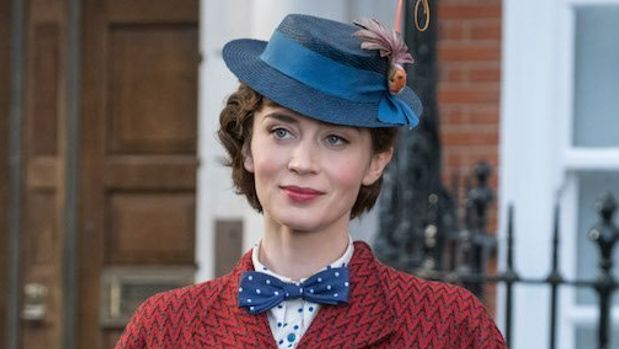 """Mary Poppins Returns"" on Netflix."