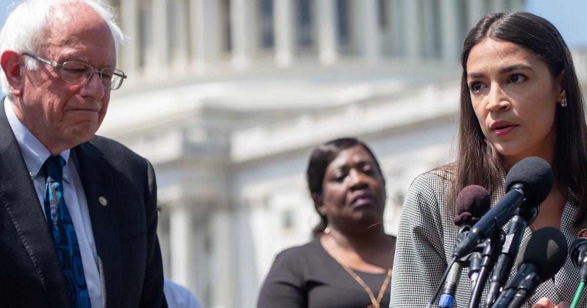 Bernie Sanders, Alexandria Ocasio-Cortez To Propose Bill To Declare Climate Emergency thumbnail
