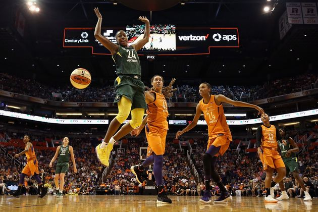 The WNBA Is Coming To Canada And That Could Change Women's Sports