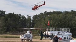 Pikangikum First Nation Fully Evacuated After Forest
