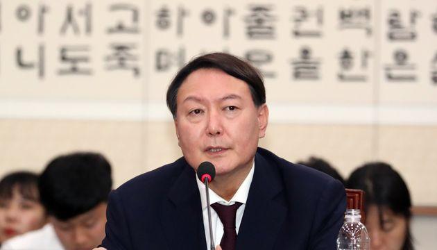 자정 넘긴 윤석열 청문회, 막판에 위증 논란이