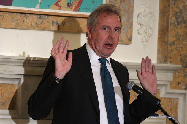킴 대럭 미국주재 영국대사. 유럽연합(EU) 대사 등을 지냈던 그는 2016년부터 워싱턴DC에서