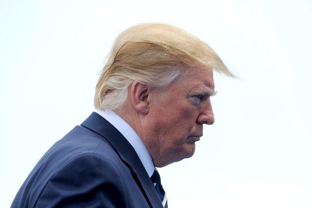 도널드 트럼프 대통령은 유출된 논란의 외교전문을 작성한 영국 대사를 '상대하지 않을 것'이라고