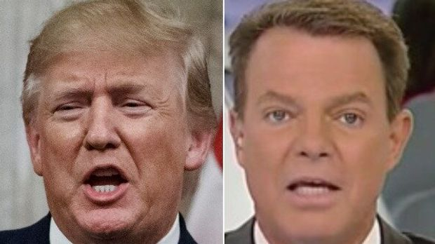 Donald Trump, Shep Smith