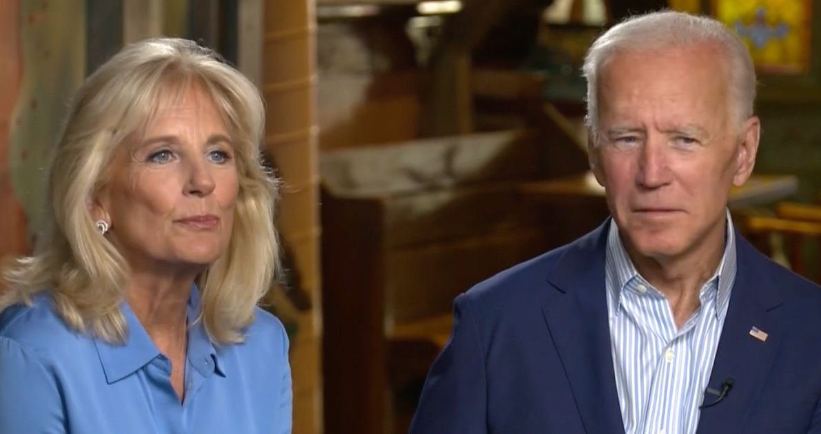 Jill Biden Says She Was Surprised By Kamala Harris' Attacks, But America 'Didn't Buy It' thumbnail