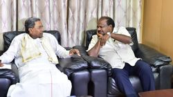 BJP Or Congress? Kumaraswamy's Brave Face Can't Make Up For His Lack Of