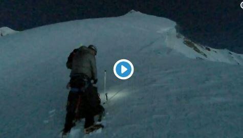 Το τελευταίο βίντεο των ορειβατών που πέθαναν στα