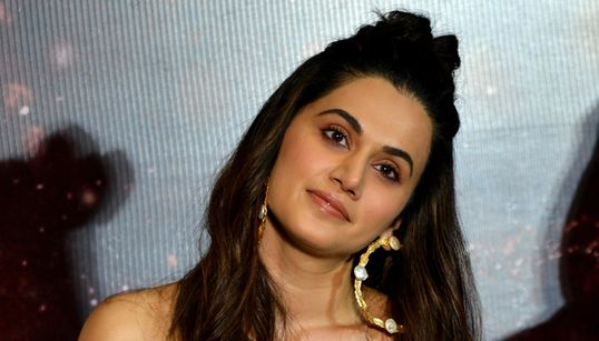 Taapsee Pannu Had Quite A Clever Reply For A Dude Who Said She Isn't A Good