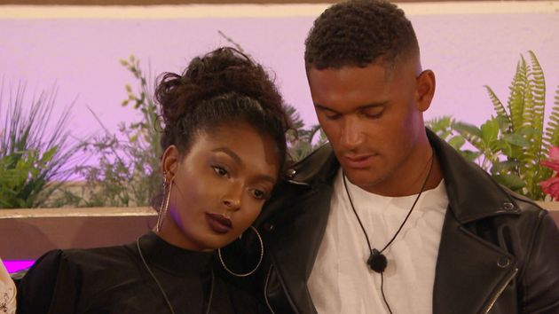 Jourdan and Danny learn they've been eliminated from Love