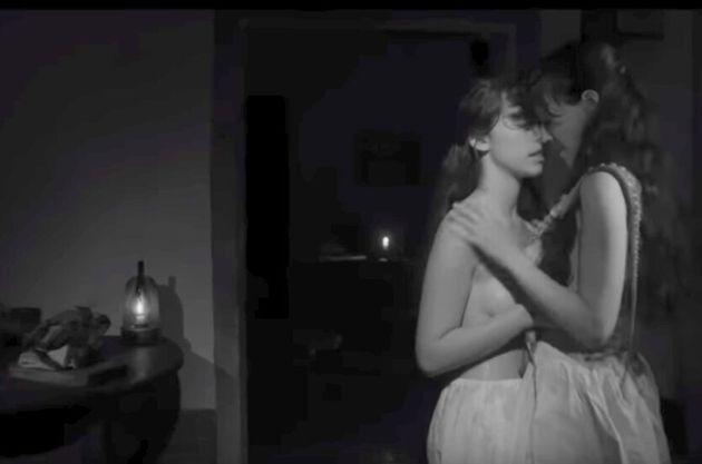 La polémica escena sexual del pulpo de 'Elisa y Marcela' tiene una