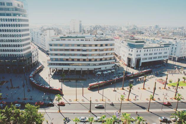 Casablanca : la ligne T2 du tramway en partie fermée jusqu'à début