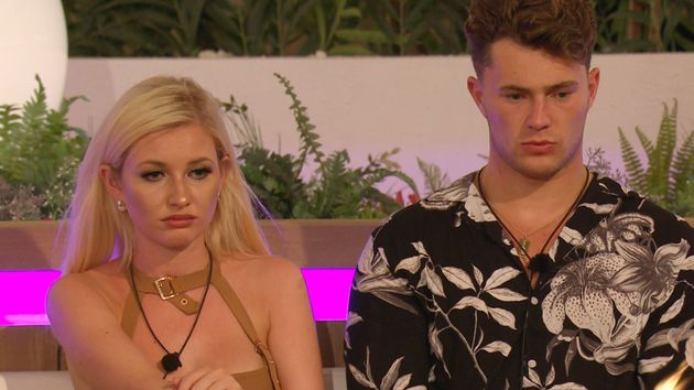 Amy's already left the show – but what is Curtis'